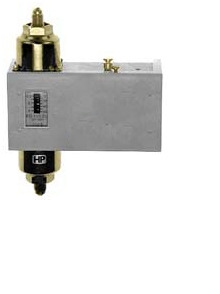 Differential Pressure Switch for Liquids