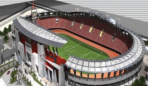 پروژه استادیوم امام رضا