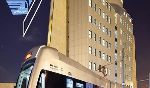 خط یک قطار شهری